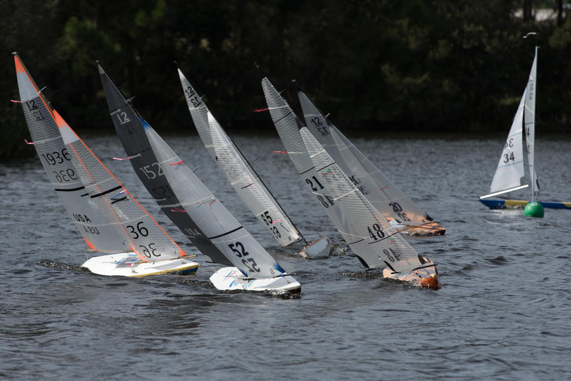 Housatonic Model Yacht Club #117 | Boats We Sail